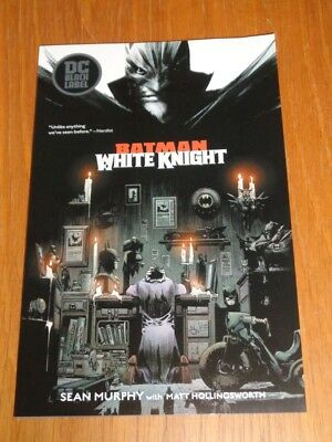 Batman White Knight by Sean Murphy DC Comics (Paperback)< 9781401279592