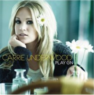 Carrie Underwood-Play On (UK IMPORT) CD NEW