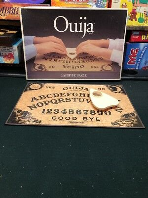 OUIJA Board Game by Parker Brothers 1992 Edition- Great For Halloween 🎃