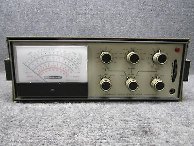 Heathkit Solid State Vom Model IM-25 *Powers On*