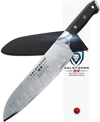 DALSTRONG Santoku Knife - Shogun Series - AUS-10V Japanese Steel 67 Layers