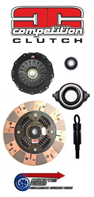 Competition Clutch Stage 3 Ceramic Clutch Kit For Subaru Impreza 2.5 WRX STi 6MT