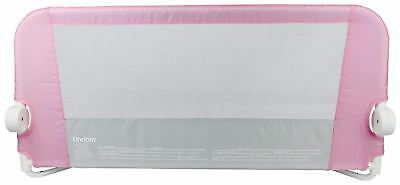Lindam TODDLER EASY FIT BED RAIL PINK Baby Cot Bed Guard BN