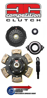 Competition Clutch Stage 4 Paddle Clutch Kit -For Subaru Impreza 2.5 WRX STi 6MT