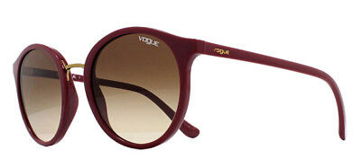 01b9a0747 VOGUE VO4061S SUNGLASSES Copper and Brown 502113 Brown Gradient 52mm ...