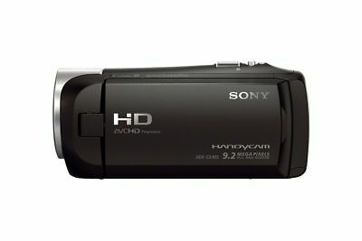 NEW Sony Handycam HDR-CX405 Full HD 1080p Digital Video Camcorder 30x Zoom black