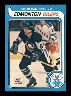 1979-80 O-Pee-Chee #339 Colin Campbell EXMT/EXMT+ X1300983