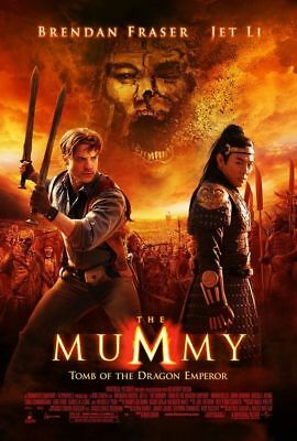 The Mummy: Tomb of the Dragon Emperor | $1.39 DVD | $2.88 Blu-ray