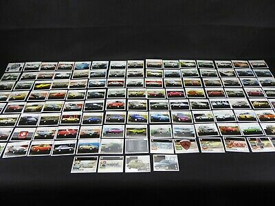 Large lot of KRYPTYX Holden Collector Cards, Master Collection 1st edition