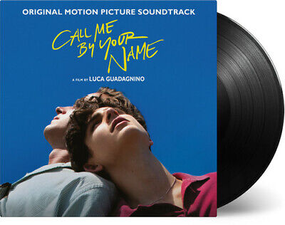 Call Me by Your Name (Original Motion Picture Soundtrack) [New Vinyl L