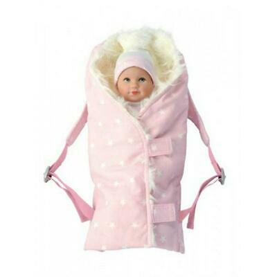 Fur Lined Carrier/Papoose - Kathe Kruse Free Shipping!