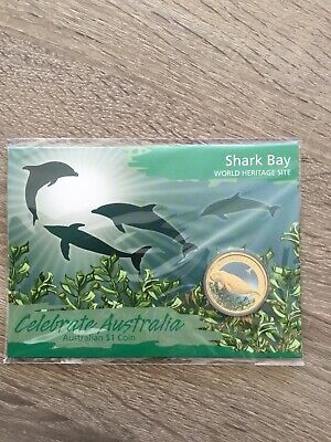 2010 Celebrate Australia, Shark Bay $1 Coin