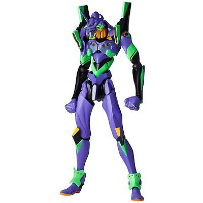 Kaiyodo Revoltech Evangelion Evolution EV-001 EVA Test Type-01 JAPAN OFFICIAL