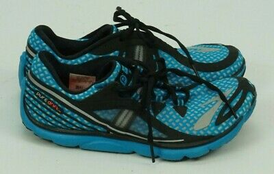 a16f36115cb Women s Brooks Pure Drift 2 Running Training Shoes Size 9.5 Blue Black