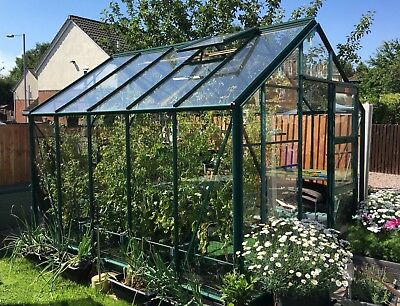 Clear Polycarbonate Plastic Palram Sheet Glazing Panel Solid Greenhouse Shed 4mm