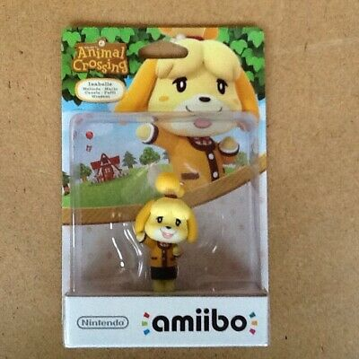 Figurine Amiibo Animal Crossing