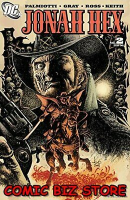 Jonah Hex #2 (2006) 1St Printing Bagged & Boarded Dc Comics