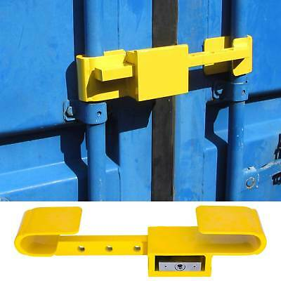Container Lock Security Lock Theft Protection U-Lock 4 Schlüssel