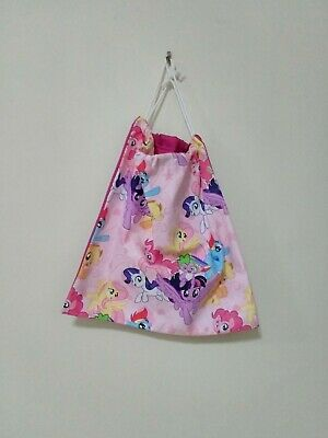 Handmade Kids library bag/tote bag My Little pony