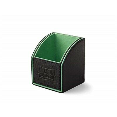 Dragon Shield: Nest Box - Black/green (staple)