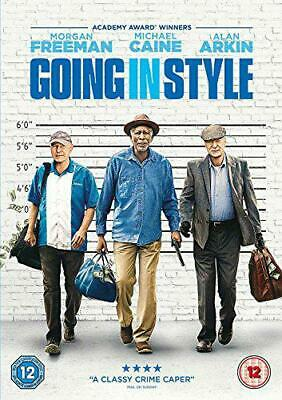 Going in Style [DVD] [2017], DVD, New, FREE & Fast Delivery