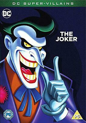 Dc Super-Villains: The Joker [DVD], New, DVD, FREE & FAST Delivery
