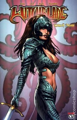 Witchblade Witch Hunt TPB (Top Cow) #1-1ST 2006 FN Stock Image