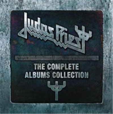 Judas Priest-The Complete Albums Collection (UK IMPORT) CD / Box Set NEW