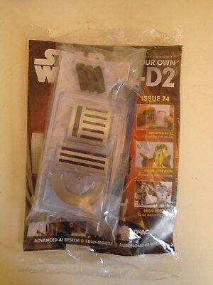 DeAgostini Star Wars Build Your Own R2-D2 Issue 74 NEW & SEALED