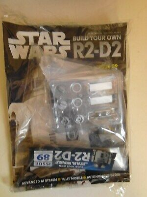 DeAgostini Star Wars Build Your Own R2-D2 Issues 89 NEW & SEALED