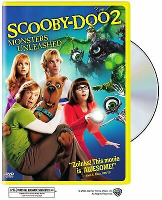 Scooby-Doo 2: Monsters Unleashed (DVD, 2009, Widescreen Edition) NEW