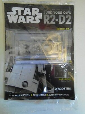 DeAgostini Star Wars Build Your Own R2-D2 Issue 79 NEW & SEALED