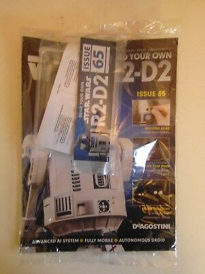 DeAgostini Star Wars Build Your Own R2-D2 Issue 65 NEW & SEALED