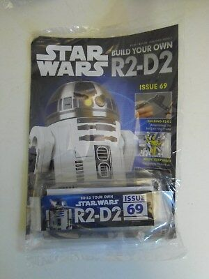 DeAgostini Star Wars Build Your Own R2-D2 Issue 69 NEW & SEALED