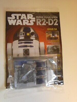 DeAgostini Star Wars Build Your Own R2-D2 Issues 54 NEW & SEALED