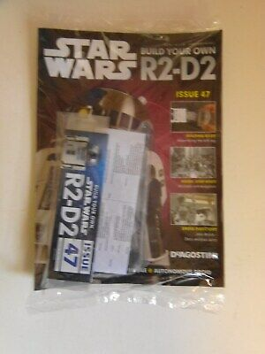 DeAgostini Star Wars Build Your Own R2-D2 Issues 47 NEW & SEALED