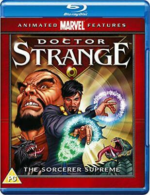 Doctor Strange [Blu-ray], DVD, New, FREE & Fast Delivery