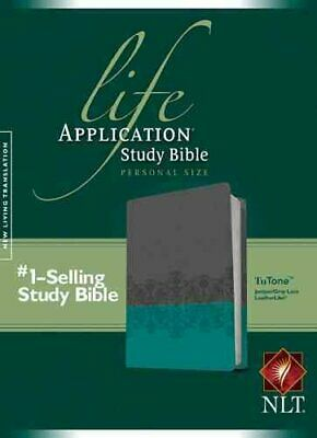 Life Application Study Bible-NLT-Personal Size by Tyndale 9781414397054