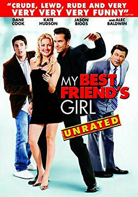 My Best Friend's Girl (DVD, 2008, Widescreen, Unrated) - Disc Only