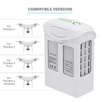 5870mAh High Capacity Intelligent Flight Battery for DJI Phantom 4  Pro Advanced