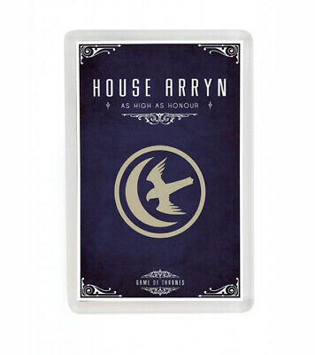 Casa Arryn Juego De Tronos House Arryn Game Of Thrones Fridge Magnet Iman Nevera