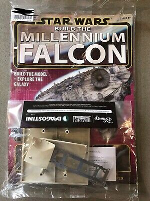 Star Wars Build The Millennium Falcon DeAgostini Issues 70-100 available