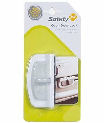 SAFETY 1ST Oven Door Lock Child Safety Lock Universal Design Heat Resistant New