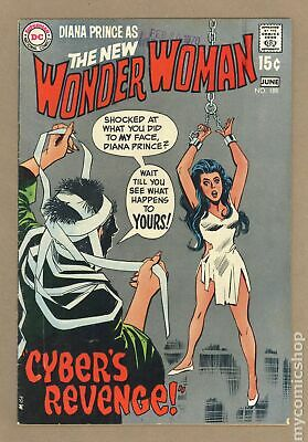 Wonder Woman (1st Series DC) #188 1970 VG/FN 5.0
