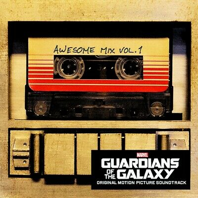 OST/ Various - Guardians Of The Galaxy: Awesome Mix Vol.1 CD Hollywood Reco NEW