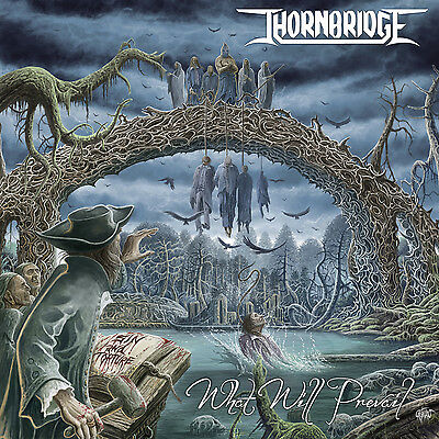 THORNBRIDGE - What Will Prevail - CD - 200935
