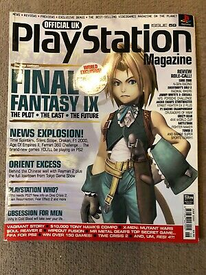Official UK PlayStation Magazine, Issue no. 59, June 2000
