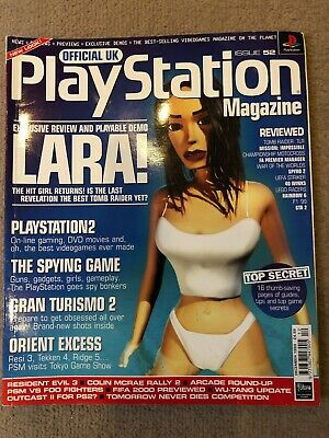 Official UK PlayStation Magazine, Issue no. 52, December 1999