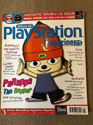 Official UK PlayStation Magazine, Issue no. 23, September 1997
