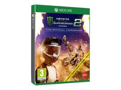 Videogioco Koch Media Energy supercross 2 the official videogame - microsoft